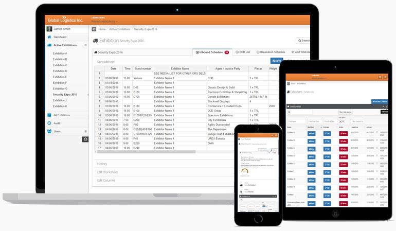 Application Development - Case Study - Event Logistics