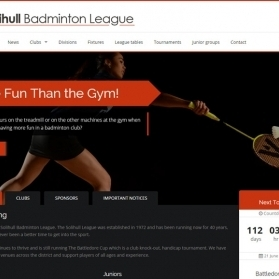 Solihull Badminton League