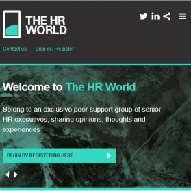 The HR World