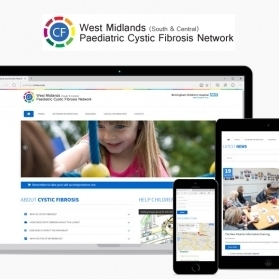 NHS West Midlands Paediatric Cystic Fibrosis Network