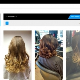 Phaze 2 Hair Website