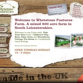 Whetstone Pastures Farm